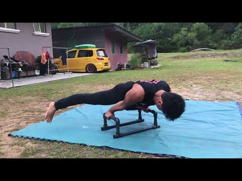 Calisthenics World Cup 2018 - TEAM BRUNEI