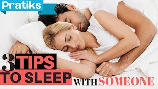 3 Positions for 2 People Sleeping Togeth...