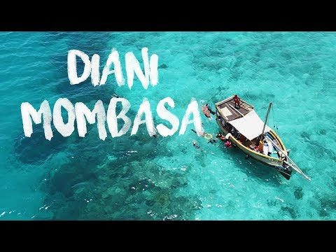 4 DAYS IN DIANI, MOMBASA