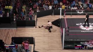 WWE 2k18  GLORY Wrestling 7/15/18