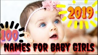 2019 Unique, new and stylish baby girl names😘😘
