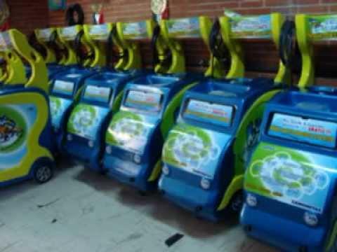 carritos para lavar autos