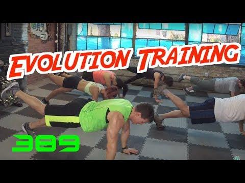 Relentless Evolution Training