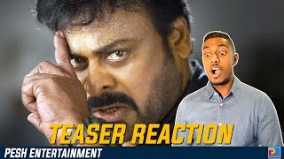 Khaidi No 150 Teaser Reaction & Review | Megastar Chiranjeevi | PESH Entertainment
