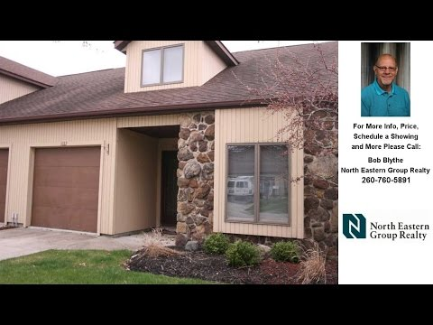 Fort Wayne Real Estate: 1022 Grenelefe, Decatur, IN REAL ESTATE VIDEO