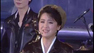 HDモランボン-北朝鮮美女兵の華麗な演奏
