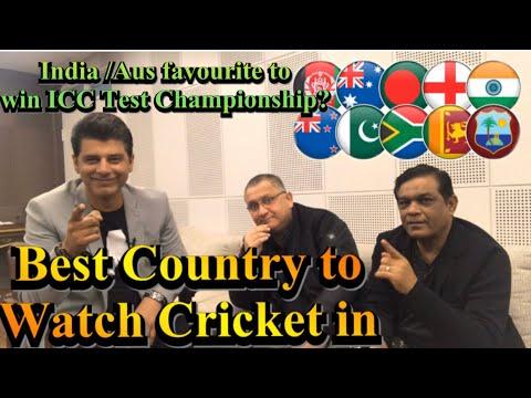 ICC Test Championship | Best Country To Watch Cricket In | Rashid Latif | BolWasim |