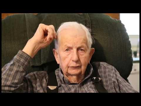 "VIDEO: ""Memories of War""  James McKenney World War II U.S. Army Air Corp Veteran"