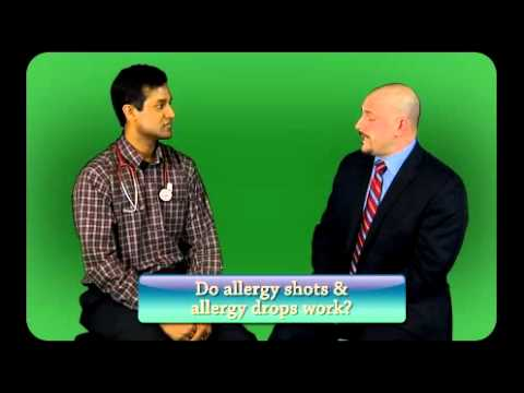 Are Allergy Shots & Allergy Drops Effective?