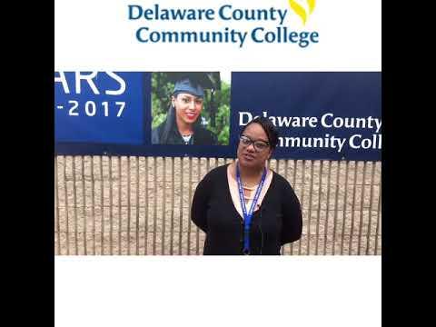 Delaware County Community College Testimonial (Delaware County PA)