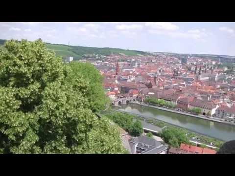 Wurzburg Germany City Tour