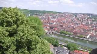 Wurzburg Germany City Tour