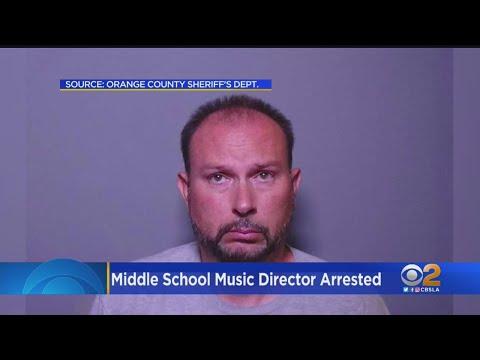 Yorba Linda Middle School Teacher Arrested On Suspicion Of Molesting Female Student