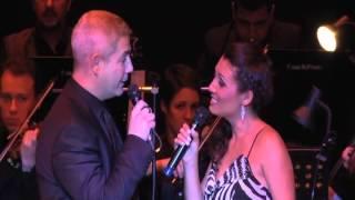 Delcy Yanet Estrada y Alessandro Safina Besame mucho