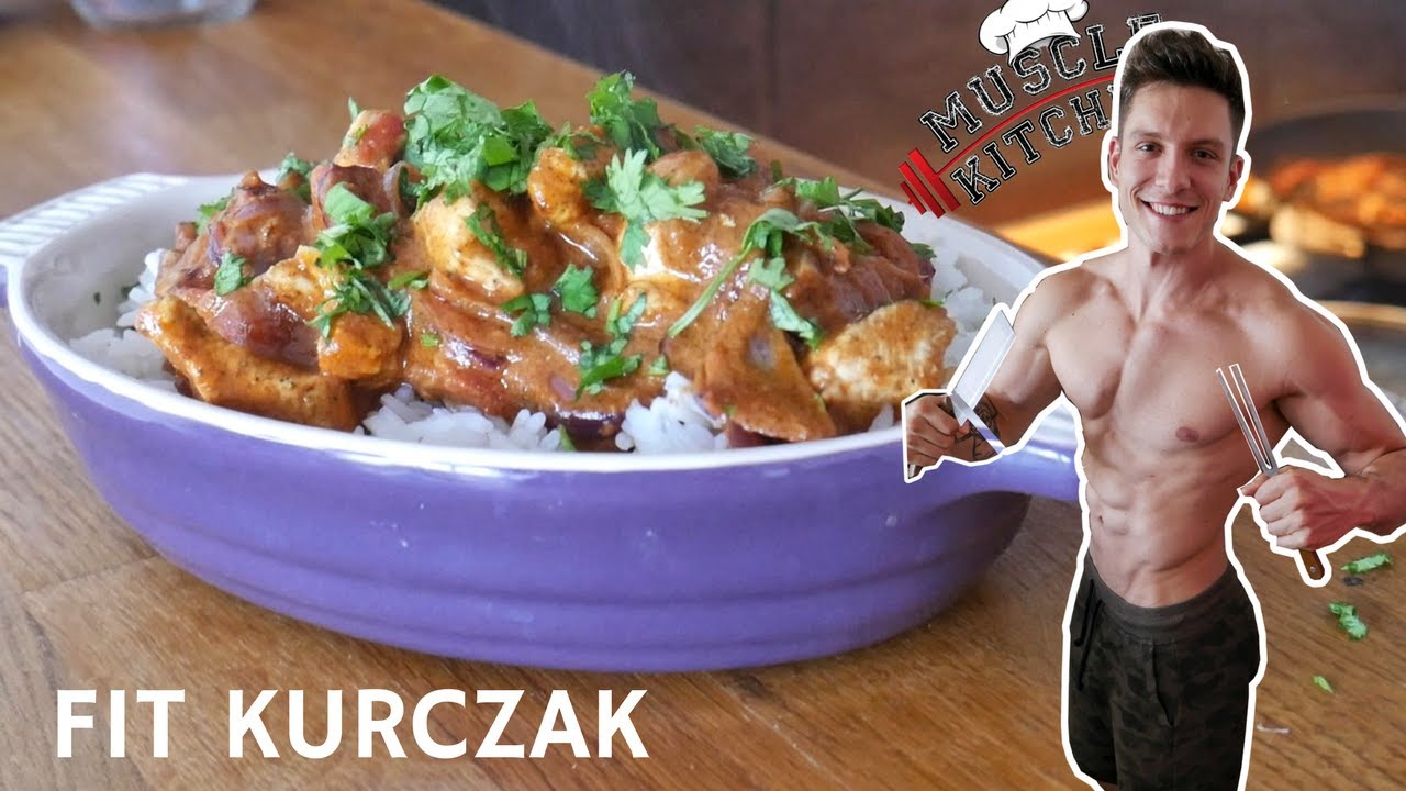 Muscle Kitchen 3 Kurczak Po Indyjsku Youtube