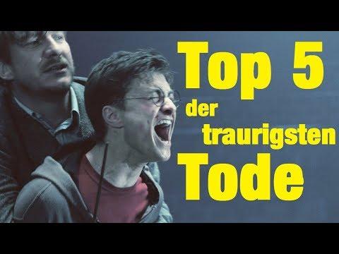 TOP 5 der traurigsten Harry Potter TODE 😢