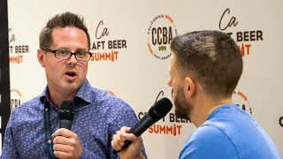 Cask Global Canning Solutions at the 2018 CA Craft Beer Summit
