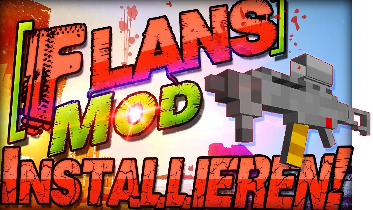 Minecraft 1 8 Flans Mod INSTALLIEREN