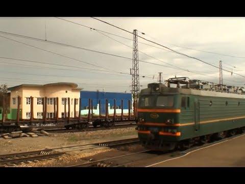 Trans-Siberian Railway Part 27 (Uyar - Kansk)