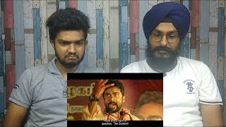 NGK - Official Trailer REACTION | Suriya, Sai Pallavi, Rakul Preet | Parbrahm Anurag
