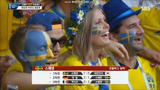 Anthem Of Sweden Vs England FIFA World Cup 2018