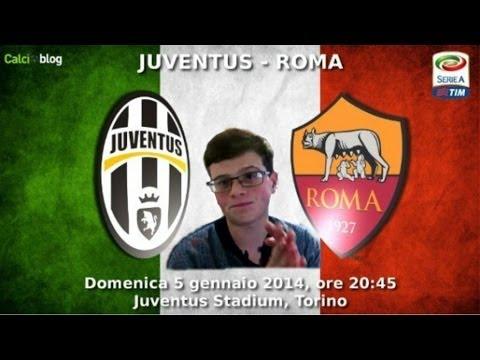 JUVENTUS ROMA 3-0  LA SVEIA CHE CE SVEIA 