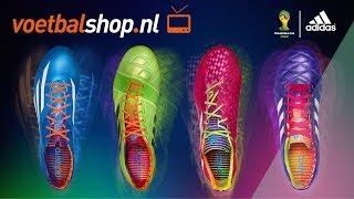 adidas Samba Pack voetbalschoenen (F50, predator, nitrocharge en 11pro) | Voetbalshop.nl Review