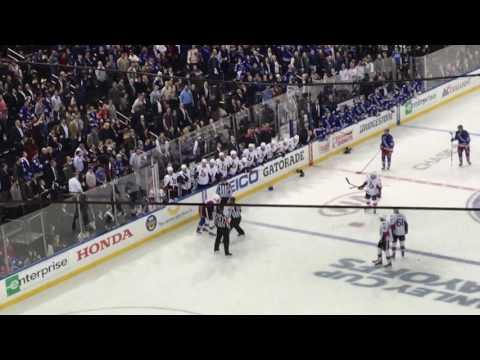 New York Rangers Fight Night vs Ottawa Senators