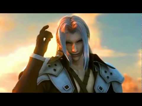 Final Fantasy VII: Crisis Core - Sephiroth vs. Angeal vs. Genesis