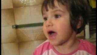 Aurora canta barbapapà