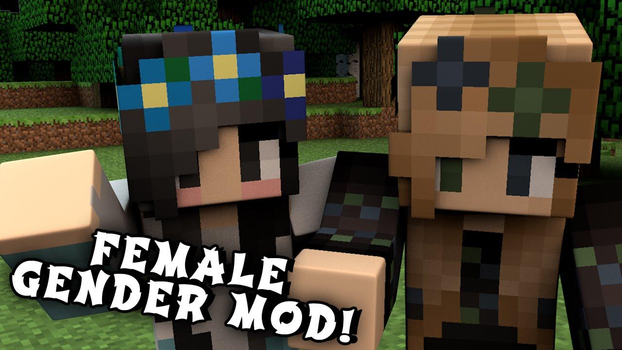 Minecraft sexy girls mod