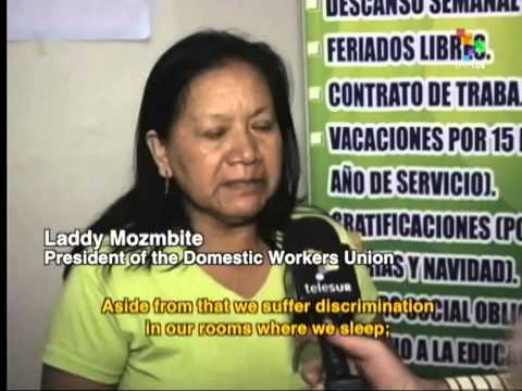 Web Serial - Discrimination against Women in Latin America