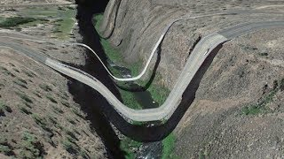6 DEADLIEST ROADS You Should Never Drive On