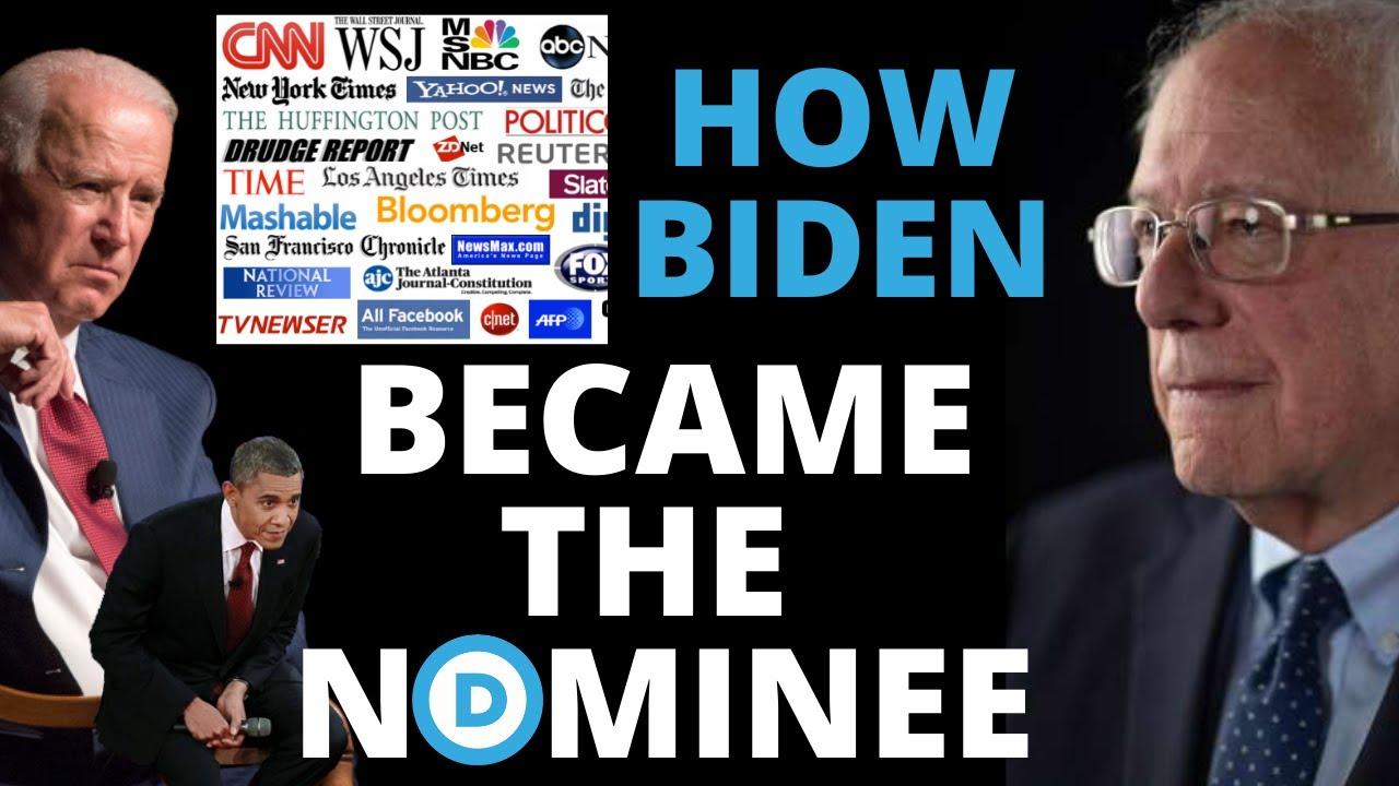 (48) How Joe Biden *Really* Became The Nominee - YouTube