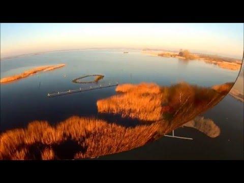 Drone film De Leyen