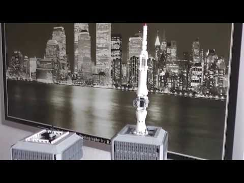 LEGO WTC Classic / Twin Towers by Lego Doc