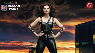 JFW Calendar Photoshoot with Taapsee Pannu | Behind the scenes Exclusive