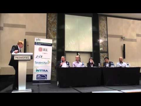 EFT 3PL Summit 2015: The Future of Asia Supply Chain and Logistics Panel