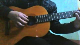 Trót yêu - guitar cover - Trung Quân Idol