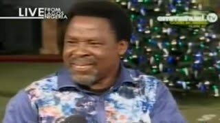 SCOAN 04/01/15: WATER THERAPY: DISCOVERING YOUR REAL VALUE By TB JOSHUA. Emmanuel TV