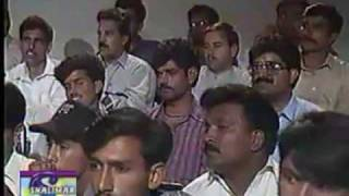 Basheera Choki Bhagat vs Talib Hussain Dard P.6/6 دوہڑے ماہیئے ۔