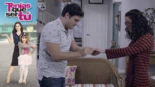 ¡Tino le pide matrimonio a Simona! | Tenías que ser tú - Televisa