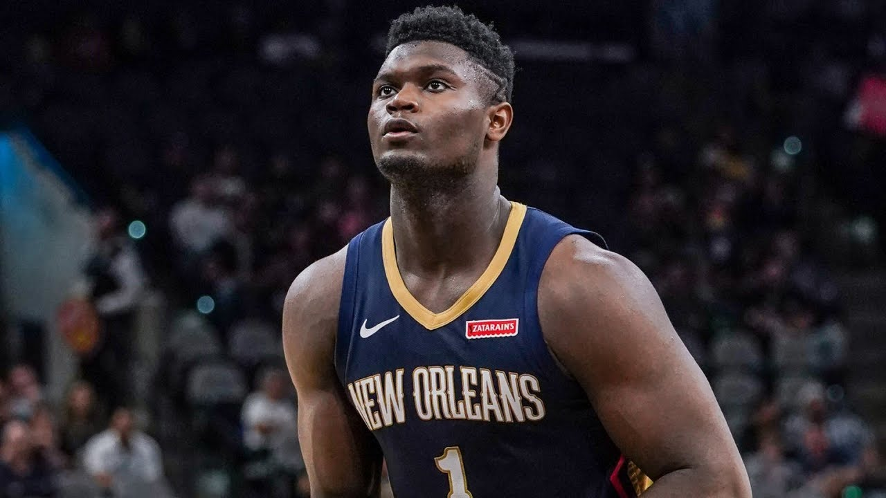 Zion Williamson Will Miss Start Of NBA Season With Right Knee Soreness