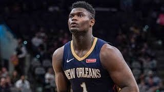 Zion Williamson Will Miss Start of Season Injury! 2019-20 NBA Season