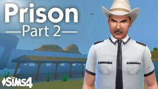The Sims 4 - Prison Challenge - Part 2
