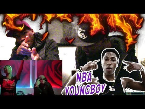 NBA YOUNGBOY - OUTSIDE TODAY (Reaction)