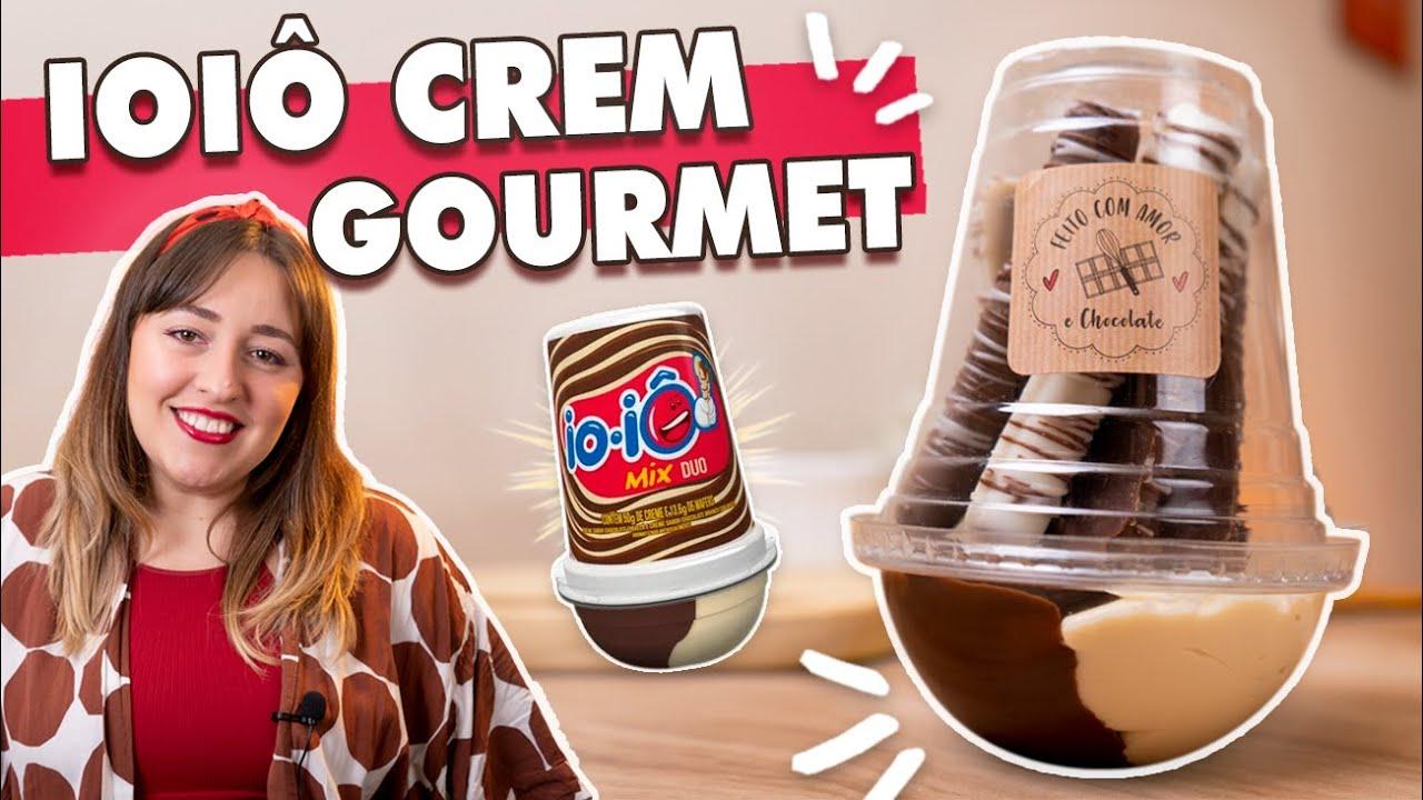IOIÔ CREM Gourmet Artesanal - TENDÊNCIA! | Tábata Romero