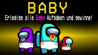 Neu BABY MODUS in Among Us!
