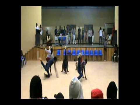 BOTSWANA BEST DANCE CREW...SBUJWA