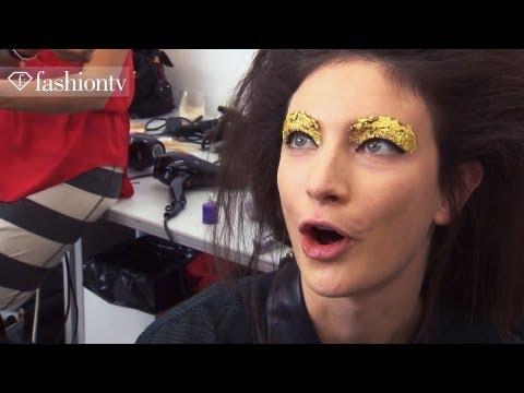 Model Talks - Jacquelyn Jablonski Interviewed by Joan Smalls at Fashion Week 2012 | FashionTV